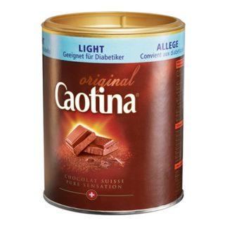 Шоколадный напиток Caotina Light Каотина Лайт, швейцарский, растворимый, 350 г