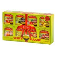 Чай Impra 8 Flavours Assortment Collection Green Tea (Фруктовое ассорти), цейлонский, пакетированный, 80х2 г, 160 г