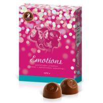 Шоколадные конфеты SHOUD'E Emotions Coconut Кокос в молочном шоколаде, Украина, 177 г