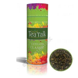 Чай English TeaTalk Ceylon Classic Green Tea Цейлон Классик, цейлонский, 100 г