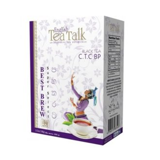 Чай English TeaTalk CTC BP Best Brew СТС, цейлонский, 100 г