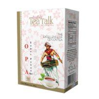 Чай English TeaTalk OРA Premium ОПА, цейлонский, 200 г