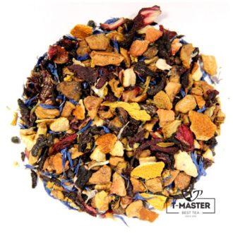 Фруктовый чай T-MASTER Лесные ягоды Лісові ягоди, Германия, 100 г