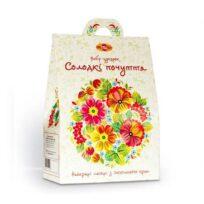 """Подарунковий набір цукерок """"Солодкі почуття"""", 500 г, Україна"""