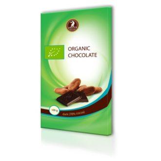 Шоколад SHOUD'E Organic Black Органический черный, Украина, 100 г