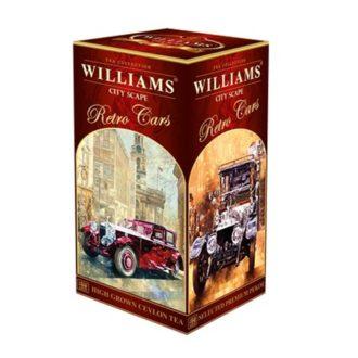 Чай Williams City Scape Super Pekoe Городской пейзаж, цейлонский, 250 г