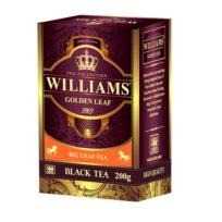 Чай Williams Golden Leaf OPA Высокогорный ОПА, цейлонский, 200 г