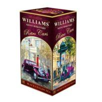 Чай Williams Sunny Boulevard Premium Orange Pekoe Солнечный бульвар, цейлонский, 200 г