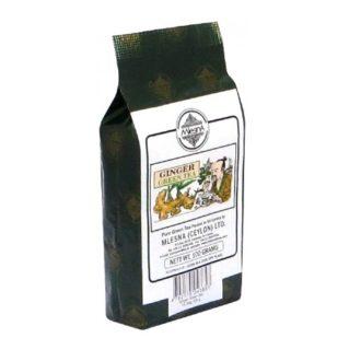 Чай Mlesna Ginger Green Tea Имбирь, цейлонский, ароматизированный, 100 г