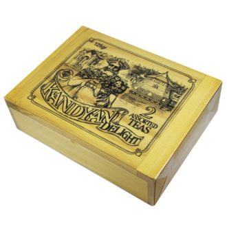 Чай Mlesna Kandyan Delight Восхищение Канди, набор 2-х сортов, цейлонский, 2x62,5 г, 125 г