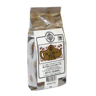 Чай Mlesna Rich Brew, B.O.P Рич Брю, цейлонский, 100 г