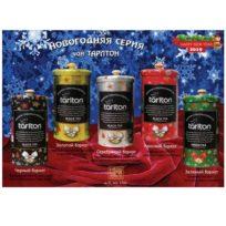 Чай Tarlton Premium Christmas Bland, цейлонский