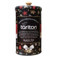 Чай Tarlton Earl Grey FBOP, Premium Christmas Bland Ерл Грей, ФБОП, цейлонский, 150 г