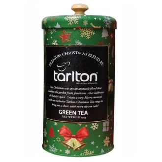 Чай Tarlton SourSop GP1, Premium Christmas Bland Саусеп, Зеленый Бархат, цейлонский, 150 г