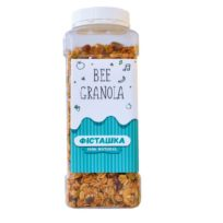 Bee Granola Гранола (Фісташка), пластівці, Украина, 500 г