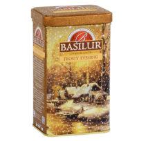 Чай Basilur Frosty Evening Морозный вечер, цейлонский, 85 г