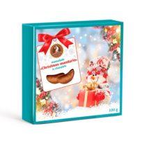 Мармелад в шоколаде SHOUD'E Christmas Mandarin in chocolate Мандарин в шоколаде, Украина, 100 г