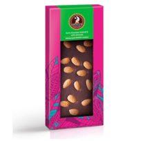 Шоколад SHOUD'E Almonds Миндаль, черный, Украина, 100 г