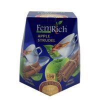 Чай FemRich Apple Strudel (Яблочный штрудель), цейлонский, 100 г