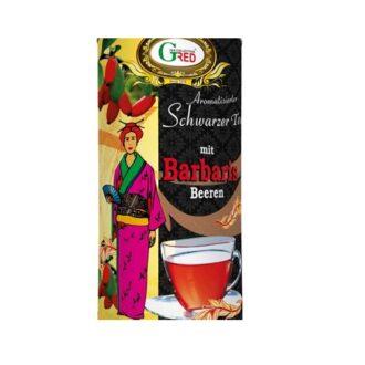Чай Gred Barbaris Tea (Барбарис), цейлонский, 100 г