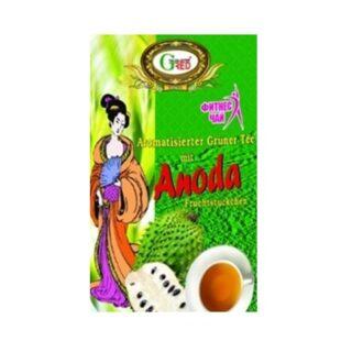 Чай Gred SourSop Green Tea (Саусеп Анода), цейлонский, 100 г
