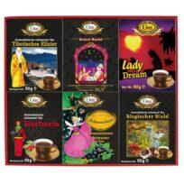 Чай Gred Legend (Черная Легенда), цейлонский, 6 х 50 г, 300 г