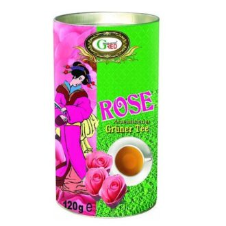 Чай Gred Rose Green Tea (Роза), цейлонский, 120 г