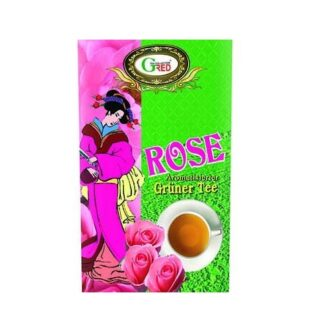Чай Gred Rose Green Tea (Роза), цейлонский, 100 г