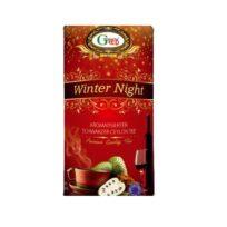 Чай Gred Winter Night (Зимняя ночь), цейлонский, 100 г