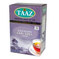 Чай TAAZ Earl Grey Бергамот, цейлонский, 100 г