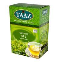 Чай TAAZ GP1 Green Зеленый ганпаудер, цейлонский, 100 г