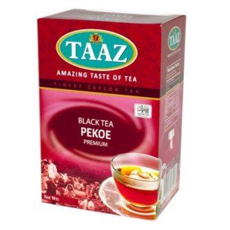 Чай TAAZ Pekoe Среднелистовой ПЕКОЕ, цейлонский, 100 г