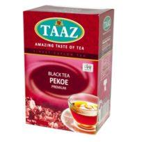 Чай TAAZ Pekoe Среднелистовой ПЕКОЕ, цейлонский, 250 г