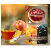 Чай Hyson Peach Orange Персик Апельсин, цейлонский, 100 г