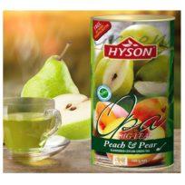 Чай Hyson Peach Pear Green ОРА Персик Груша, цейлонский, 100 г