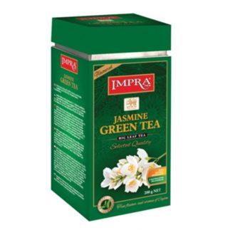 Чай Impra Jasmine Green Tea (Зеленый с жасмином), цейлонский, 200 г