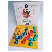 Шоколадные конфеты SHOUD'E Sympathy Ассорти, Украина, 177 г