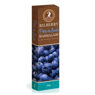 Мармелад SHOUD'E Pate de fruits Bilberry Черника, Украина, 192 г