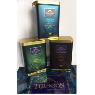 Чай Thurson Tea Collection Турсон, Коллекция, цейлонский, 3*300 г