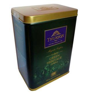 Чай Thurson Green Heritage Зеленое наследие, цейлонский, 300 г