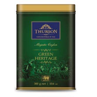 Чай Thurson Green Heritage (Зеленое наследие), цейлонский, 300 г