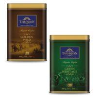 Чай Thurson Tea Collection (Турсон, Коллекция), цейлонский, 2*300 г, 600 г
