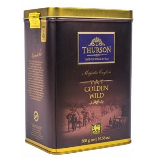 Чай Thurson Golden Wild ОРА Золотое наследие, цейлонский, 300 г