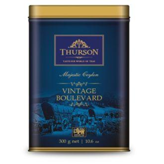 Чай Thurson Vintage Boulevard Pekoe Вековое наследие, цейлонский, 300 г