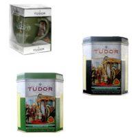 Чай Tudor Teas Collection Тюдор, Коллекция, цейлонский, 250 г + 150 г