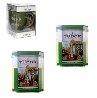 Чай Tudor Green Tea Collection Тюдор, Зеленый, цейлонский, 2x250 г