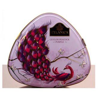 Чай Zylanica Peacock Purple FBOP Павлин ФБОП, цейлонский, 100 г