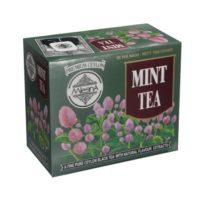 Чай Mlesna Mint Tea Мята, цейлонский, пакетированный, 50 х 2 г, 100 г