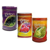Чай Tarlton Тарлтон - коллекция черного, среднелистового цейлонского чая, 3х100 г