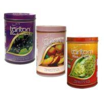 Tarlton Тарлтон коллекция черного, среднелистового цейлонского чая, 3х100 г